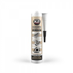 K2 SILICONA NEGRA +350°C 300 G